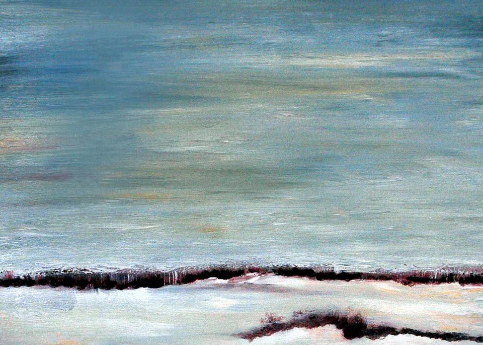 Ontario Winter Landscape Art | Sharon Bacal - Fine Art