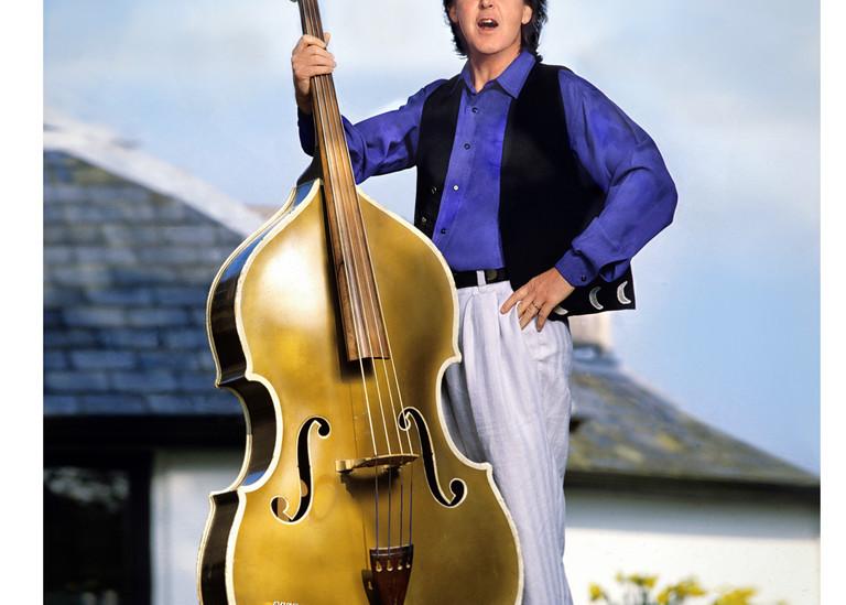 Paul McCartney at 50
