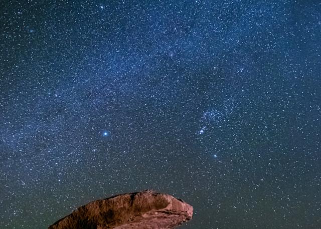Winter Milky Way Over Hoo Doo, Recapture Pocket Photography Art | John Gregor Photography