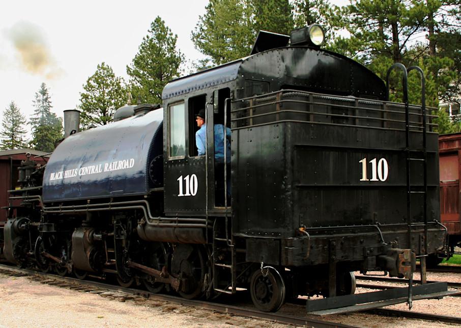Black Hills Central Railroad Art | DocSaundersPhotography