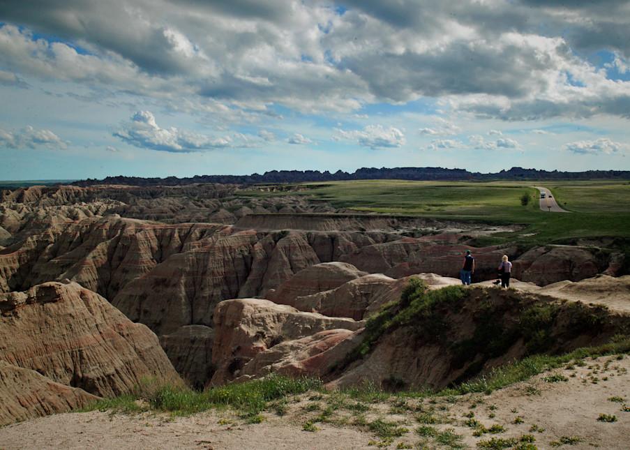 Badlands National Park 2 Art | DocSaundersPhotography