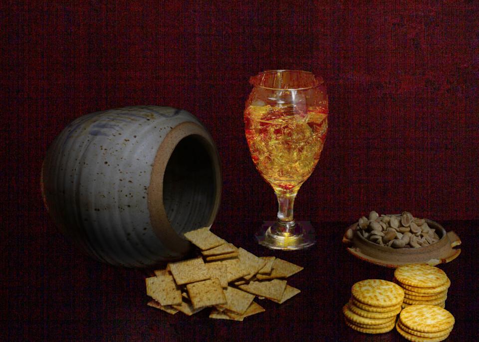 A Fine Art Photograph of American Snacks by Michael Pucciarelli