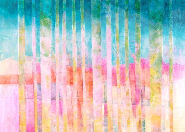 Bending Light – Original Abstract Painting & Prints | Cynthia Coldren Fine Art