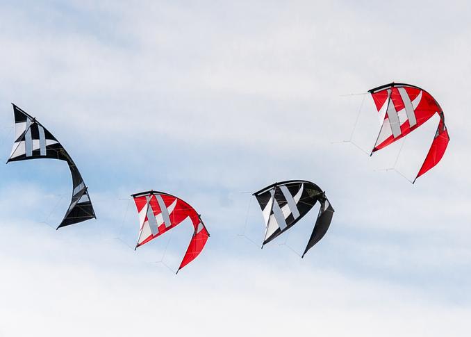 Kites Aloft  Photography Art | Hatch Photo Artistry LLC