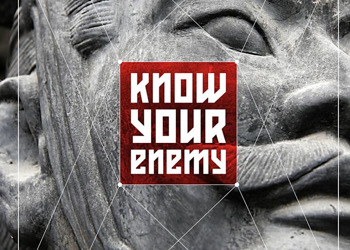 Know Your Enemy Art | Awake Graphics, LLC