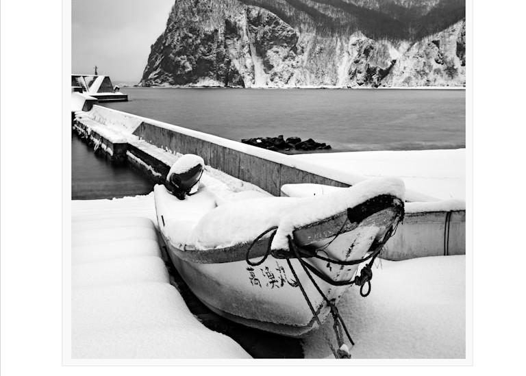 Yoichi Fishing Boat Art   Roy Fraser Photographer