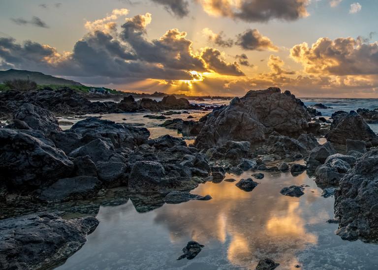 Sandy Beach Sunrise Photography Art   Thomas Yackley Fine Art Photography