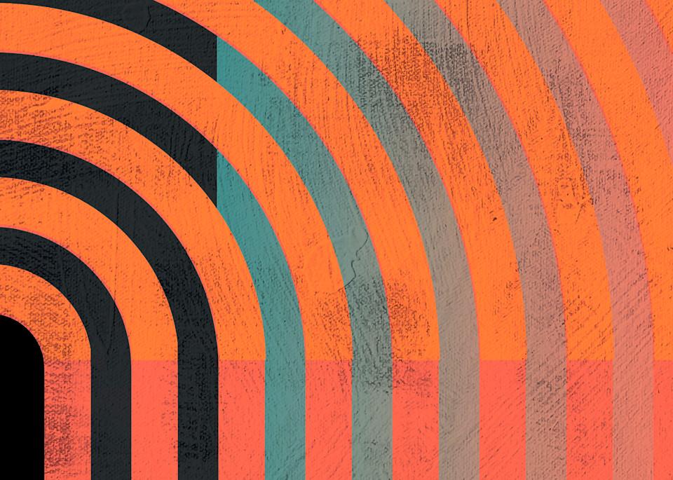 80s style art print, 80s deco art, green, 80s art, stripe art print, retro 80s, pink art print,