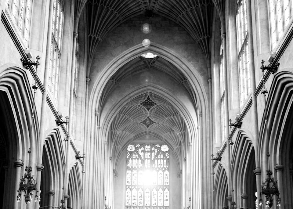 Abbey Of Light Photography Art | Kristofer Reynolds Photography