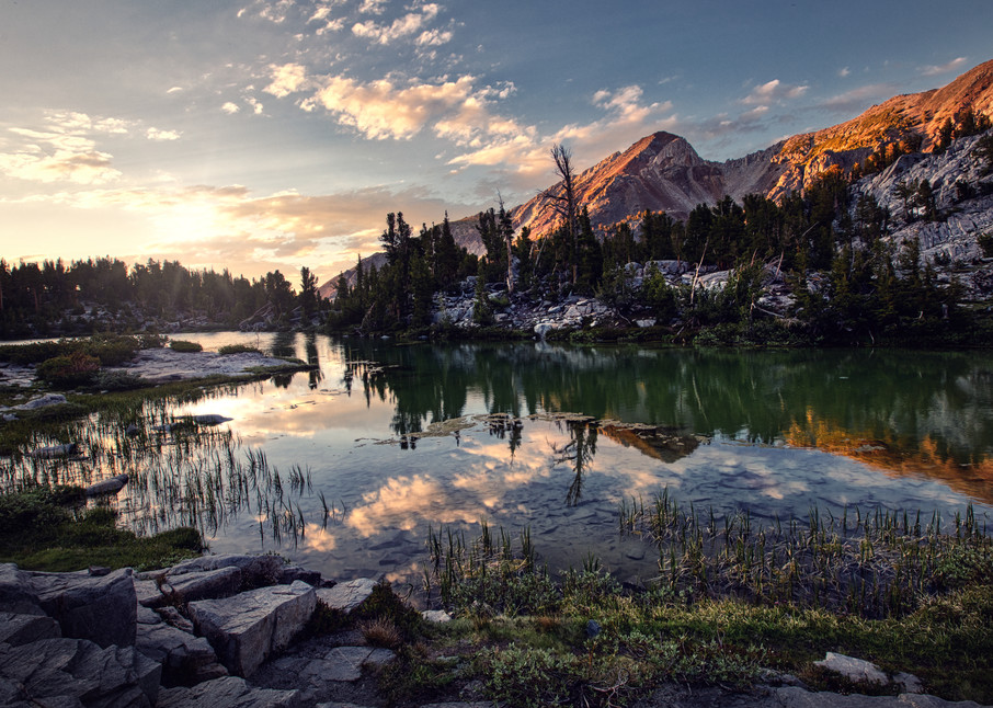 Alpine Calm Art | Chad Wanstreet Inc