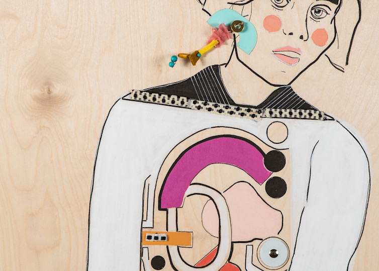Her X  Art | Meredith Steele Art