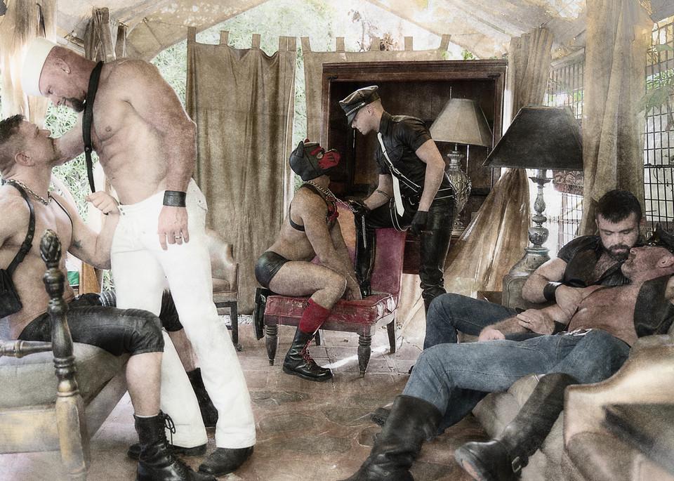 The Pleasure Lounge Photography Art | Kristofer Reynolds Photography