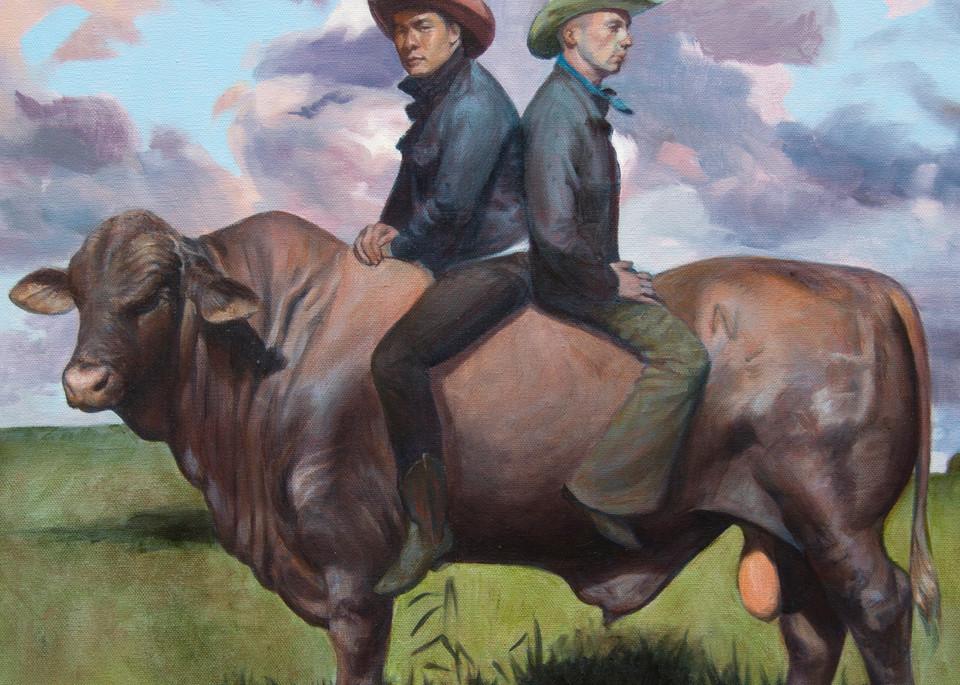 Cowpokes Art | Kym Day Studio