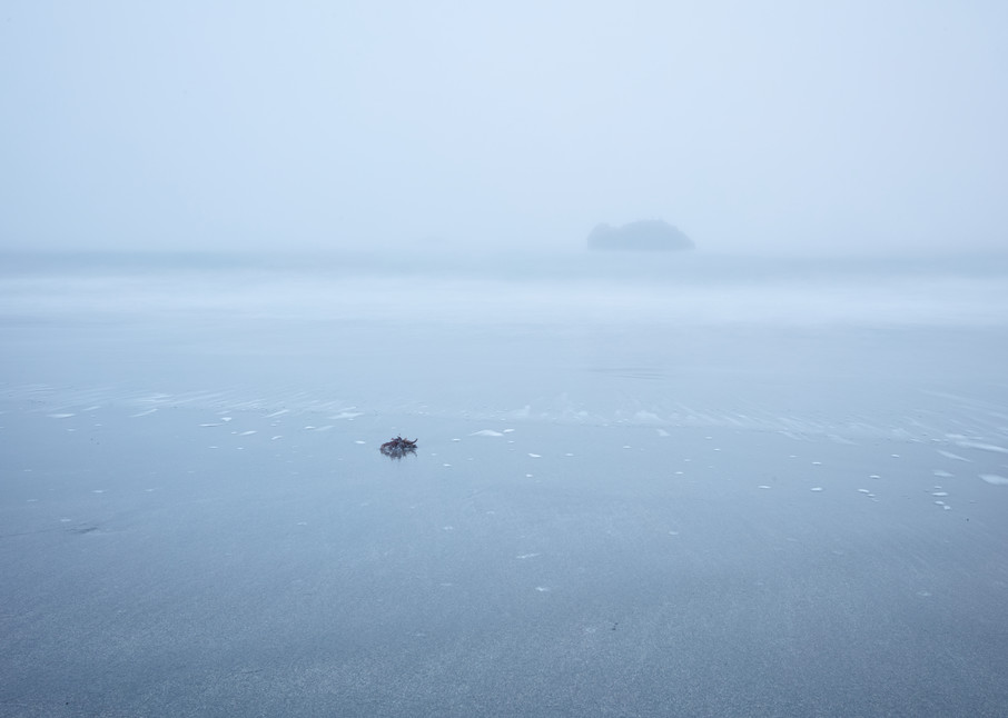 Alone In The Fog Art | Chad Wanstreet Inc