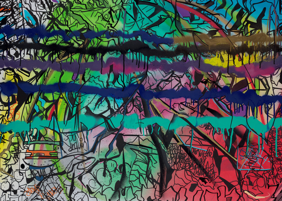 Logan Dahlquist Visual of Geller