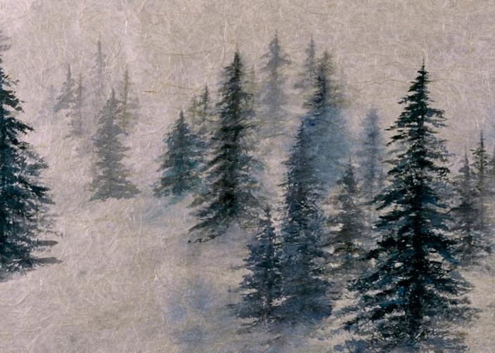 Morning On The Mountain Art | donnadacuti