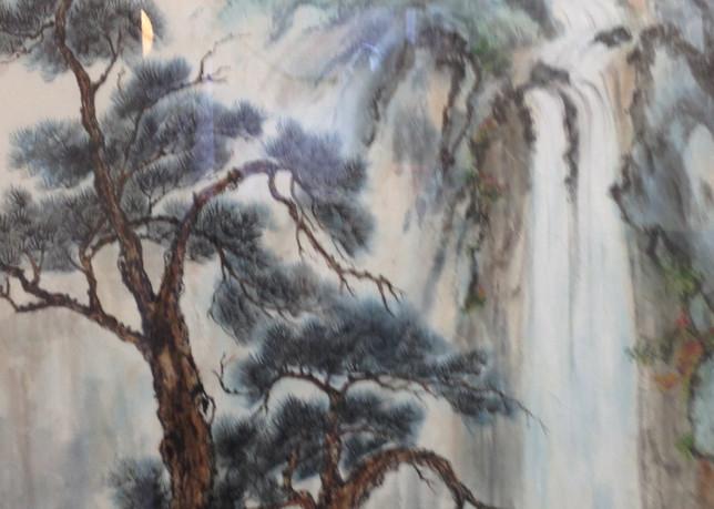 Waterfall 2 Art   donnadacuti
