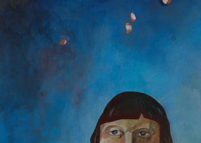 Feel Blue Art | Mina Vancardo