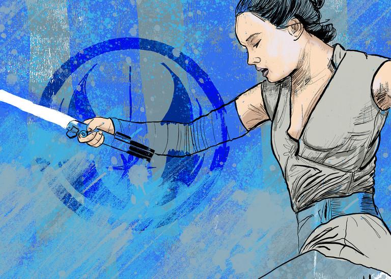 Rey In Form Art | John Knell: Art. Photo. Design