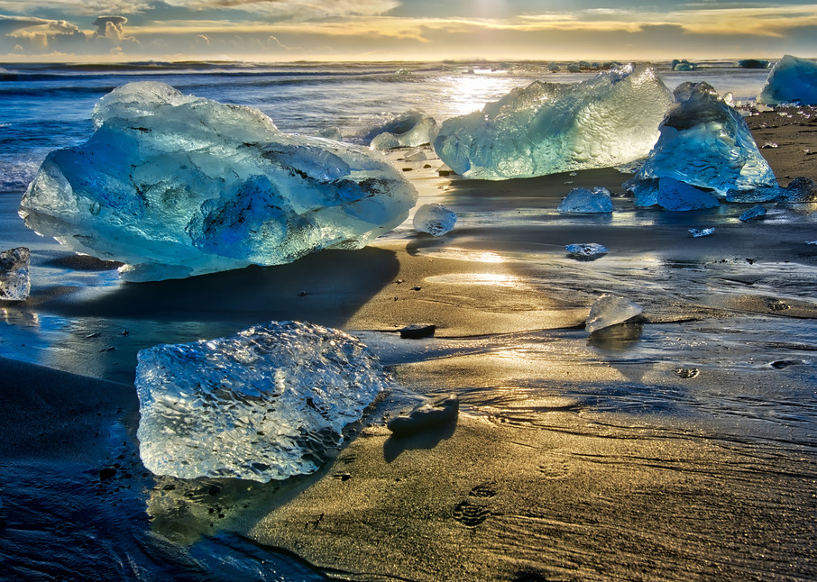 Diamond Beach Photography Art | Scott Krycia Photography