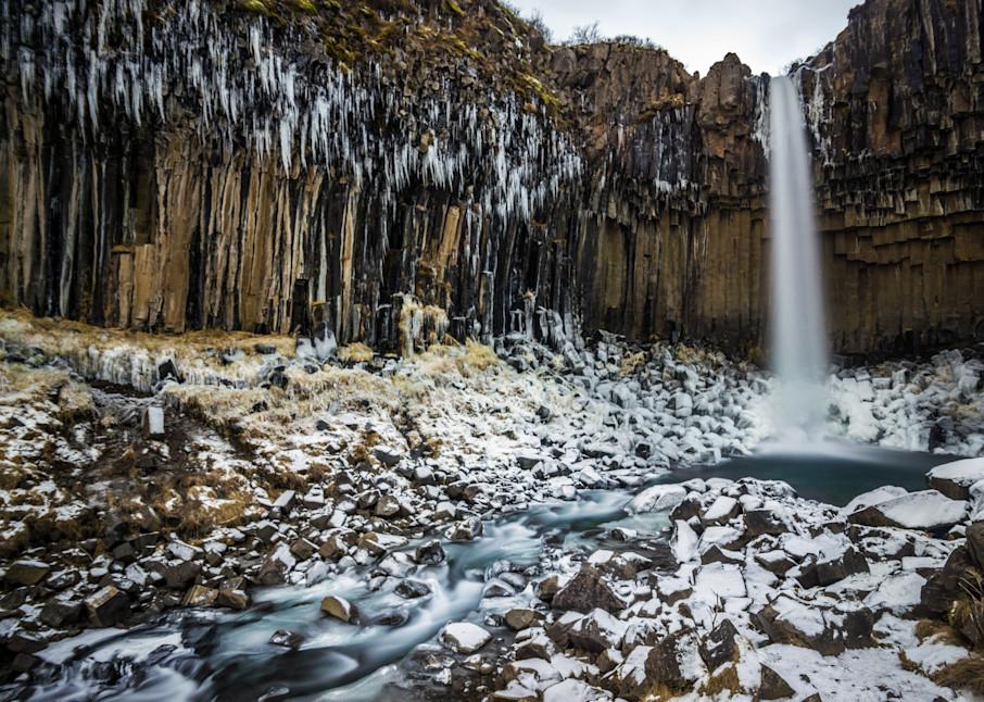 Svatifoss Photography Art | Scott Krycia Photography
