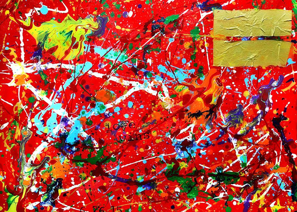Love Wins Art | Chuck Redick Art