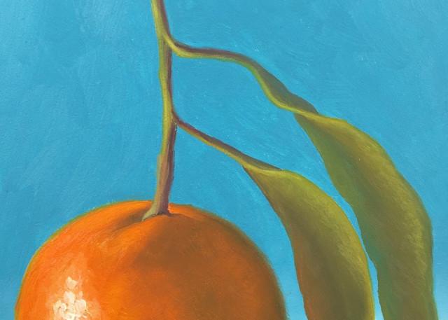 Satsuma Mandarin Art | Gema Lopez Fine Arts