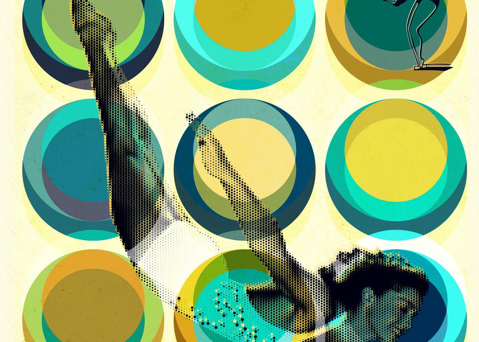 Mid Century Wall Art, Mid Century Pop Art, Mid Century Modern Art, Mid Century Art Palm Springs, Palm Springs Art,