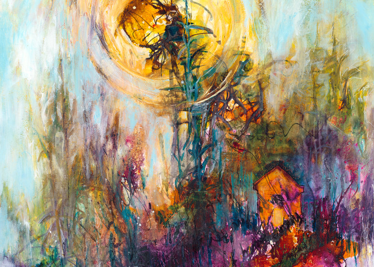Mercy And Compassion Art | Nikki Nienhuis