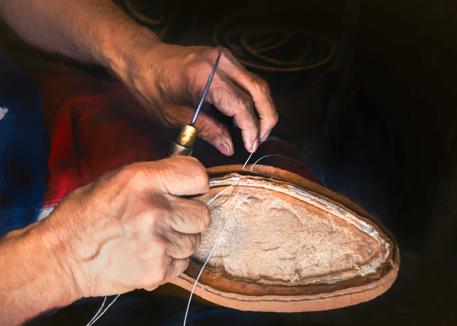 The Artist Master At Work Photography Art | Grace Fine Art Photography by Beth Sheridan