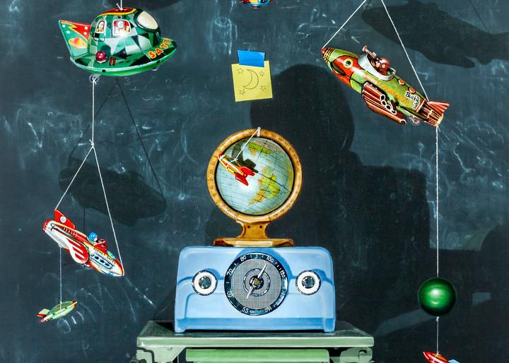 War Of The Worlds Art | Richard Hall Fine Art