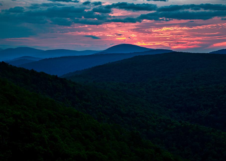 Neon Appalachia - Shenandoah National Park fine-art photography prints