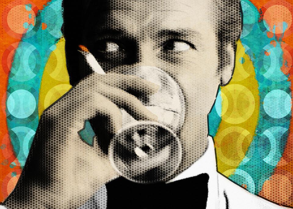James Bond Art, James Bond Pop Art, James Bond Martini, 007 art, james bond poster, 007 canvas print, bond wall art, james bond wall art