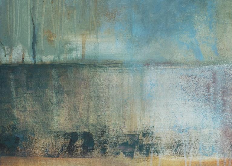 Haze B  (Print) Art   Laurie Fields Studio