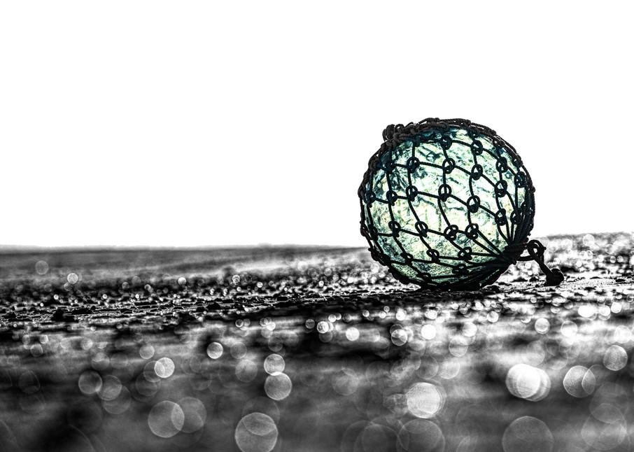 Pacific Glass Fishing Float Art Photography Art | Art Sea Love