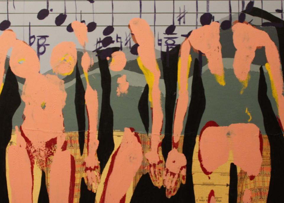Score Art | David R. Prentice