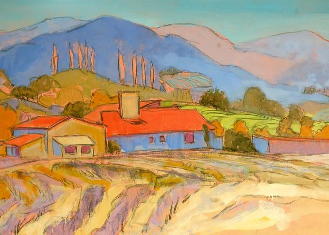 Lavender Bliss Art | Dorothy Fagan Joy's Garden