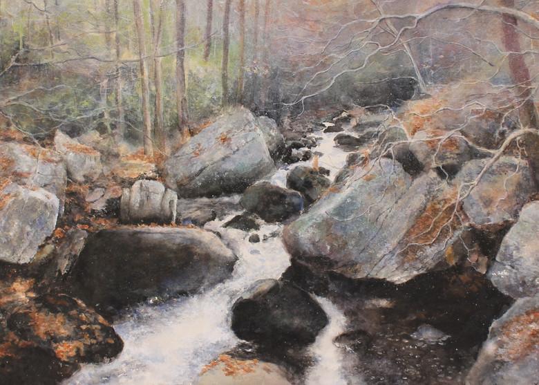Crossing Boulder Art | Romanova Art