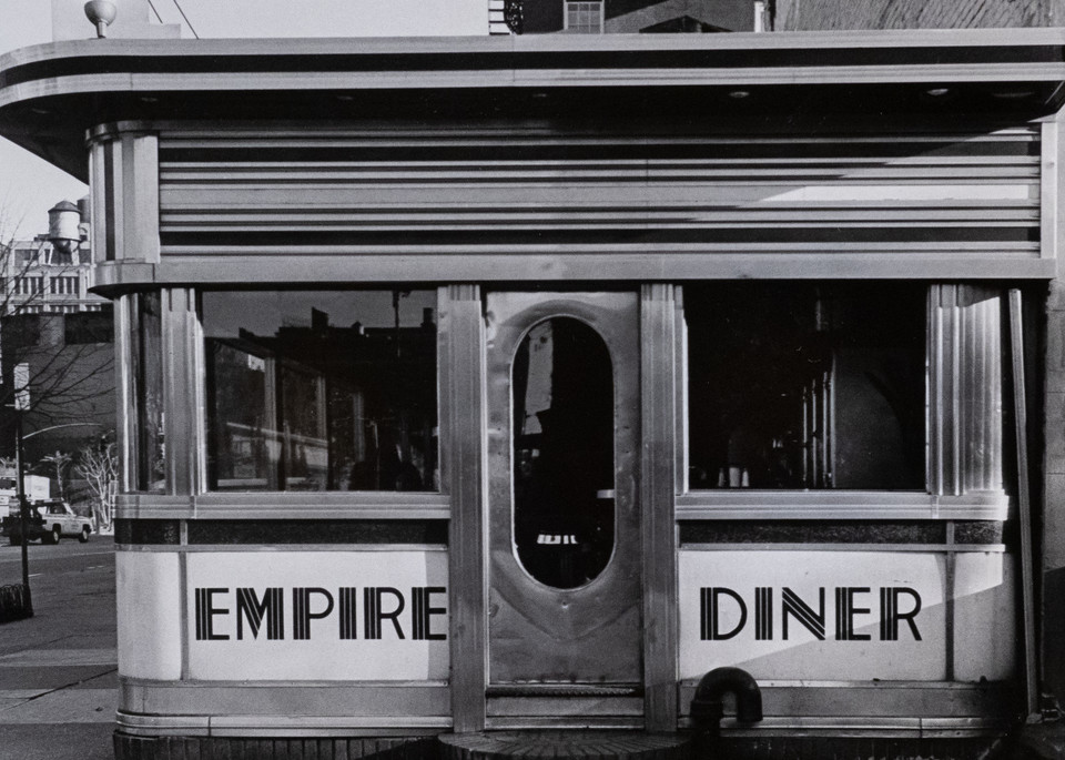 Empire Diner, Nyc Photography Art | Ben Asen Photography