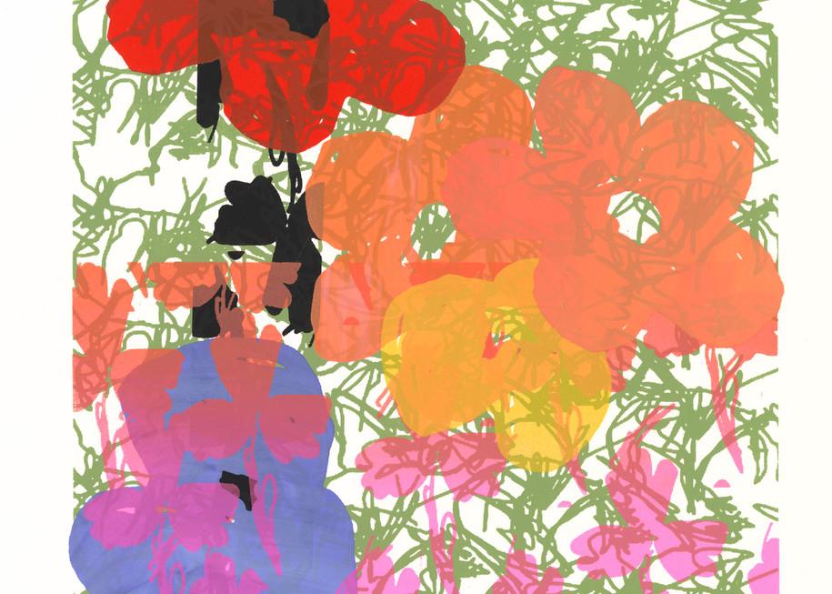 Floral 10of28 Art | i Ghibu - Art