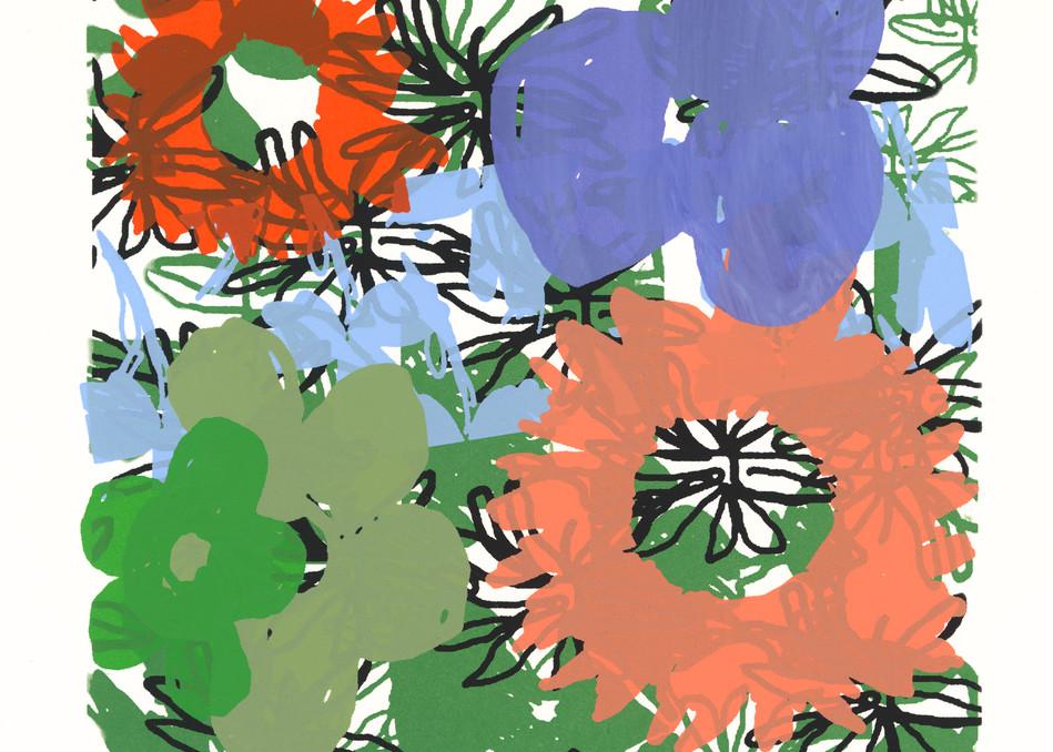 Floral 4of28 Art   i Ghibu - Art