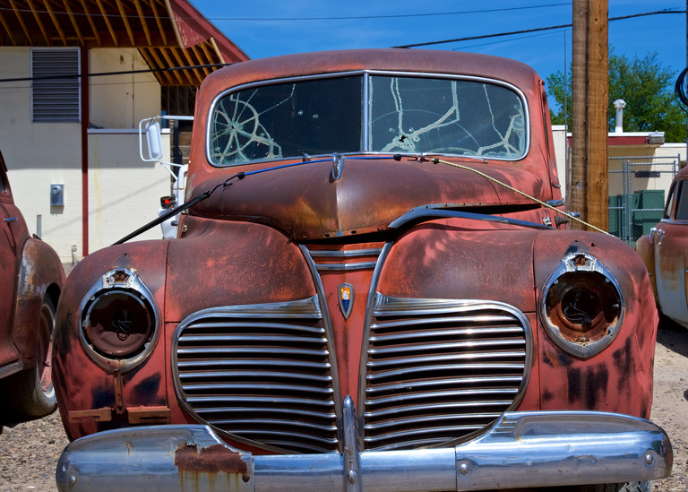 Vintage Plymouth Art | Shaun McGrath Photography
