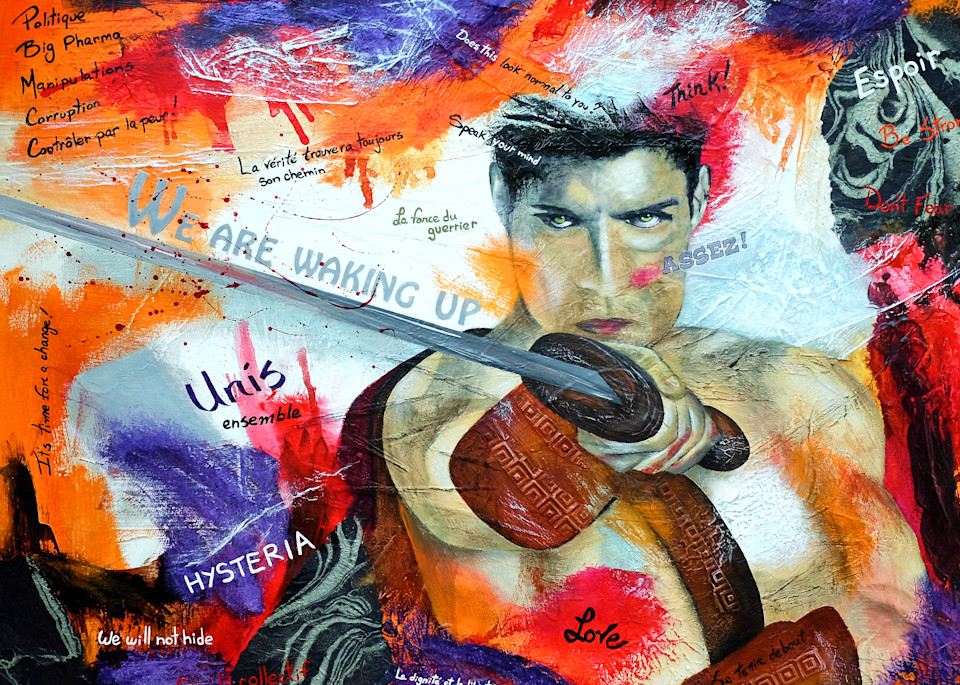 We Are One Art | Nathalie Marino