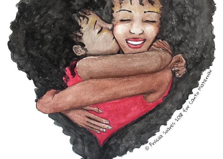 Nurturing Mother 02 Art   Priscila Soares - MyLuckyEars