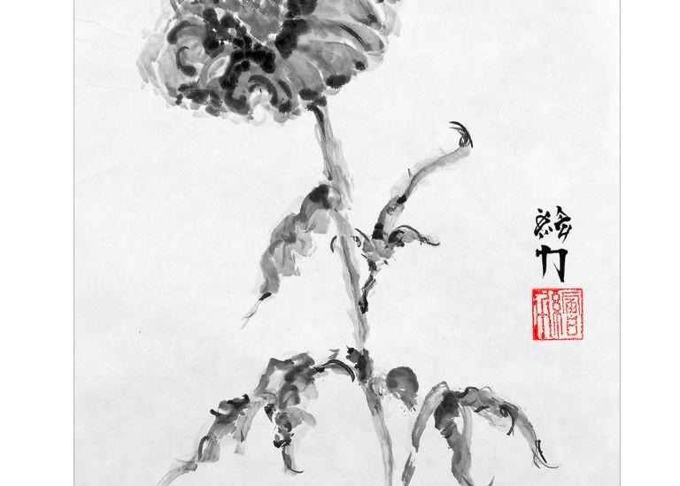 Flower One (Premium Print) Art | HombretheArtist