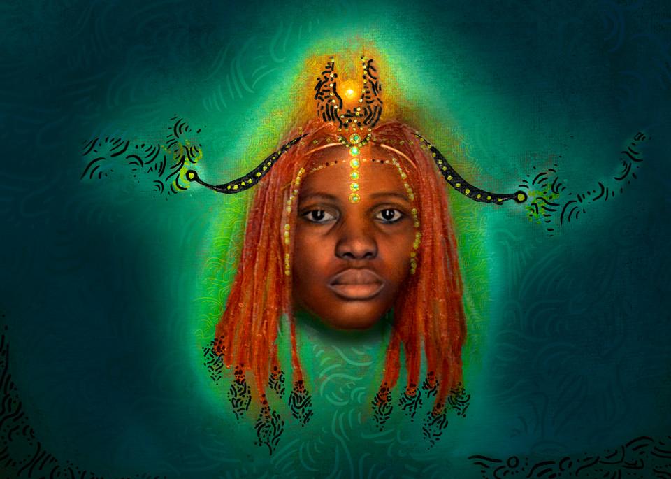 Himba  Art | Angelica Hoyos Studio