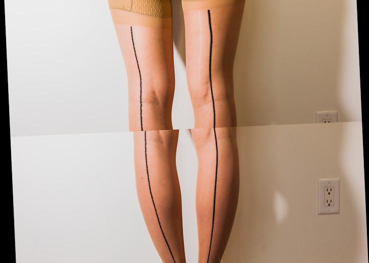 Yellow Heels  Art   Gaspar Marquez