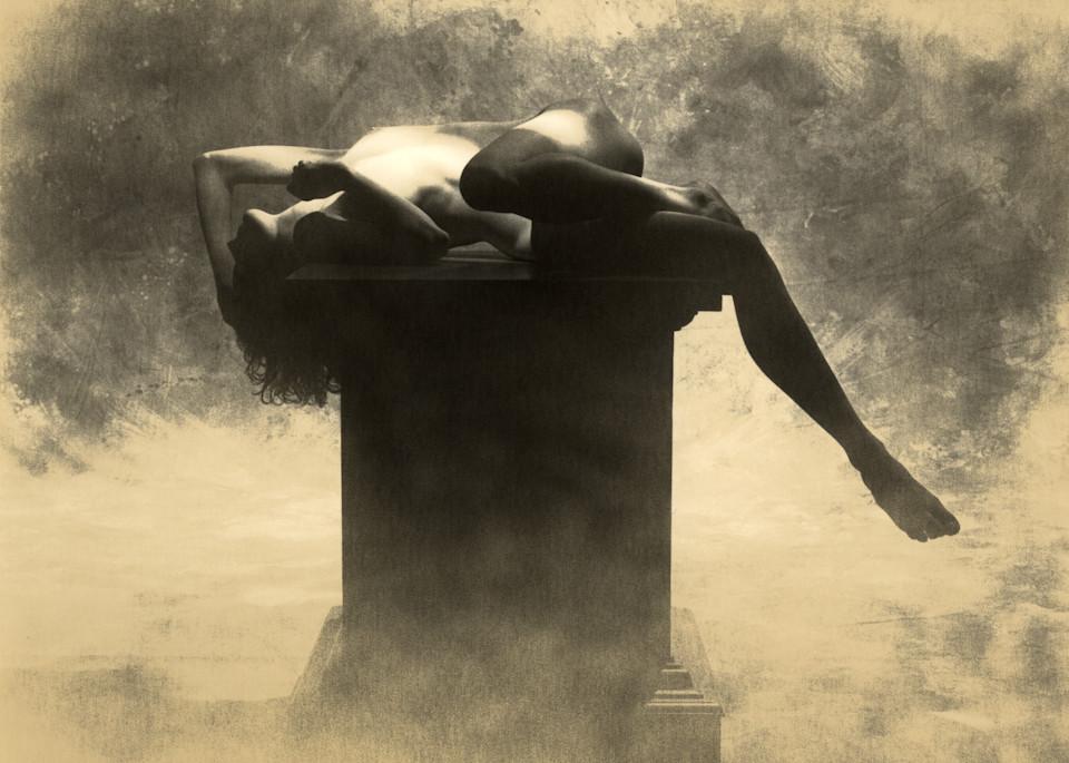 Hesitation And Doubt Photography Art | Christopher Grey Studios