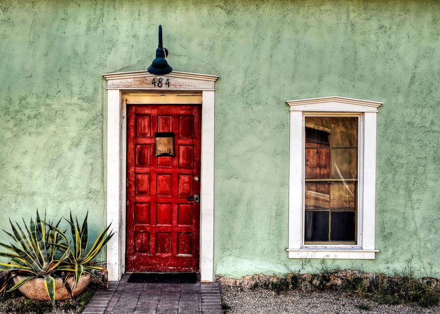 The Red Door Photography Art | Ken Smith Gallery