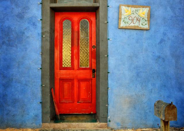 The Door At 904 Photography Art | Ken Smith Gallery